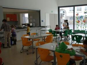 Grundschule am Diebsturm | Ganztagsangebot Mensa