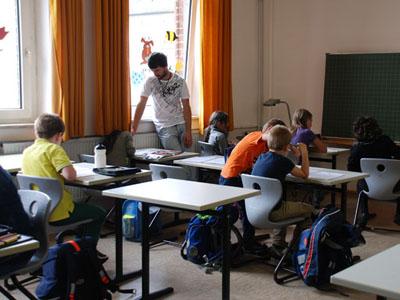 Grundschule am Diebsturm | Ganztagsangebot Schule