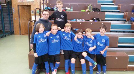 Sehr erfolgreiche Teilnahme am Futsal-Wettbewerb in Langgöns