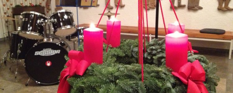 Weihnachtsmusik aller Grünberger Schulen