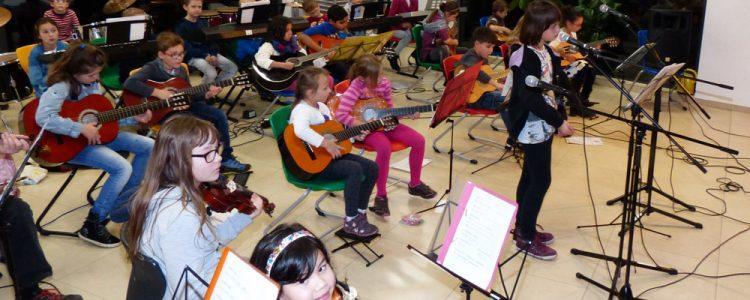 Orchester Kunterbunt im Konzert