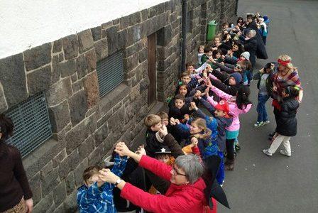 Fasching an der Schule am Diebsturm - Machtübernahme durch den Ganztag