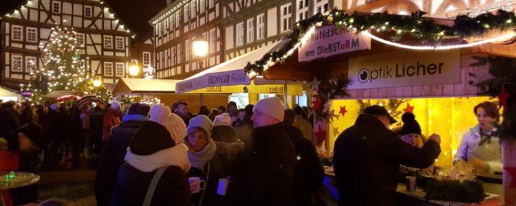 Grünberger Weihnachtsmarkt