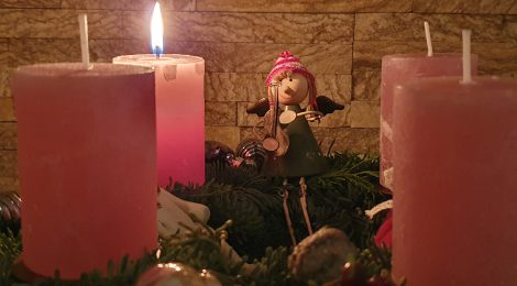 Erster Adventsnachmittag an der Schule am Diebsturm am 05.12.2019 (Programm)